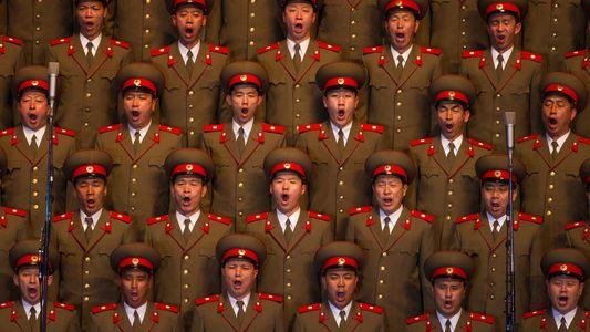 Imagens raras revelam o poderia militar da Coreia do Norte