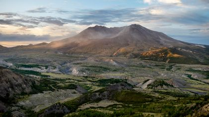 Cientistas finalmente desvendam por que o vulcão Monte Santa Helena não está onde deveria