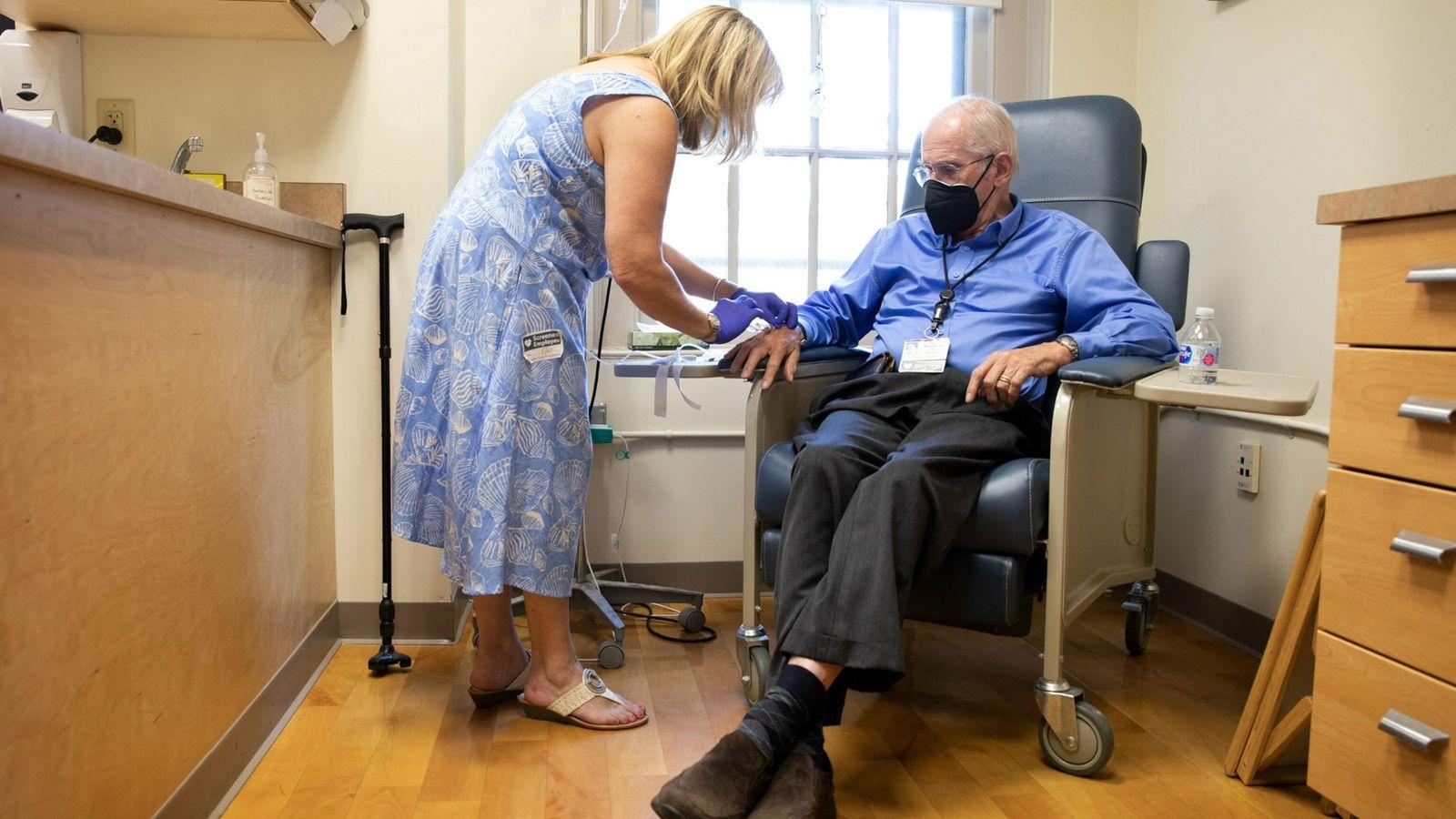 Alzheimer's drug aducanumab