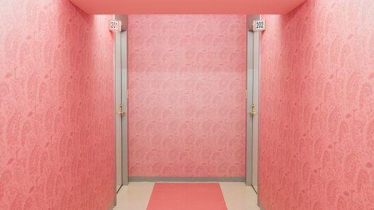 O Hotel Ai oferece tanto quartos normais como quartos temáticos e é considerado um dos melhores ...