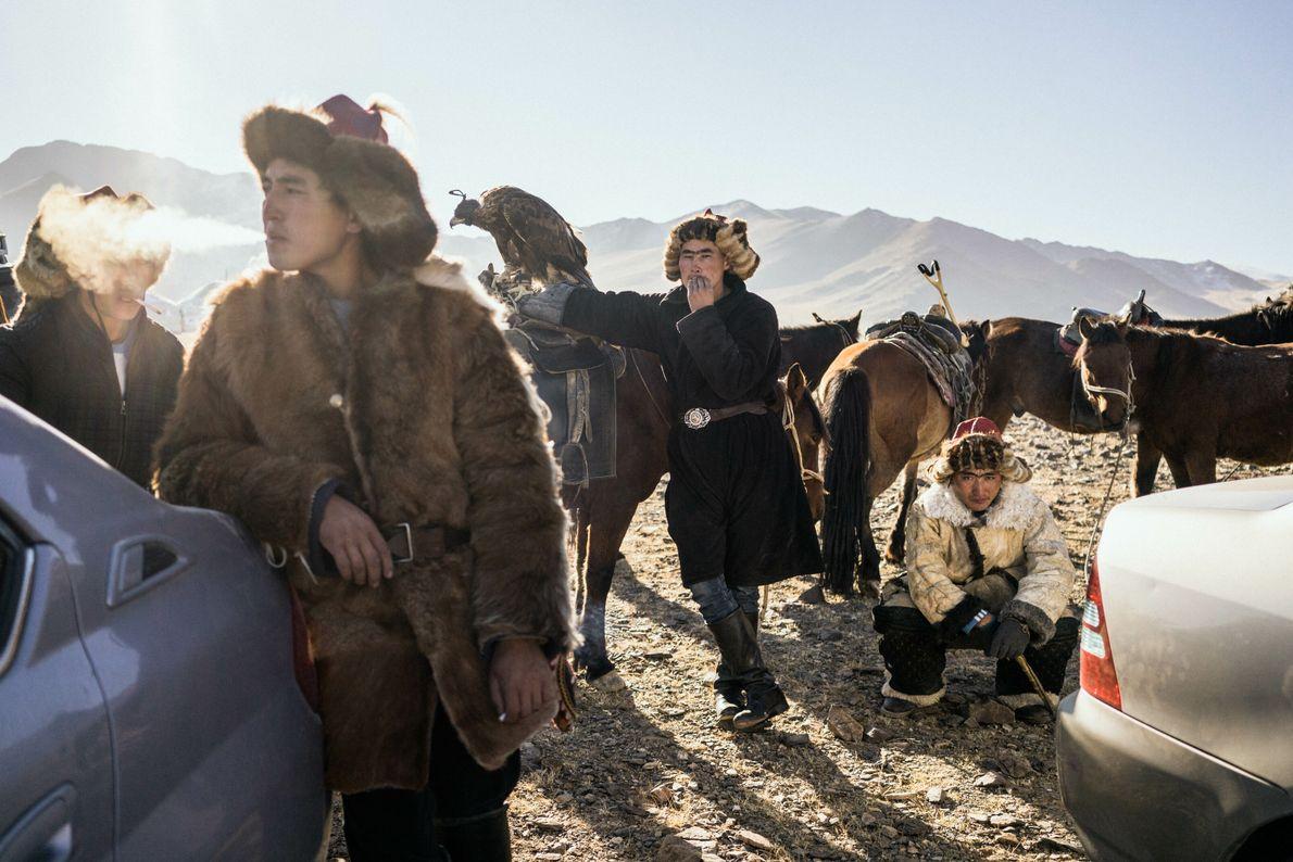 Bayan-Ölgii, Mongolia