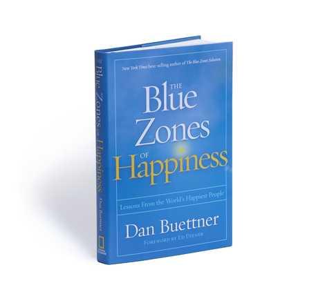 Dan Buettner, aclamado autor do New York Times, há 15 anos investiga o que nos torna ...