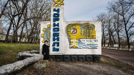 Fotos: Descendentes da dinastia judaica de Chernobyl retornam à zona de exclusão