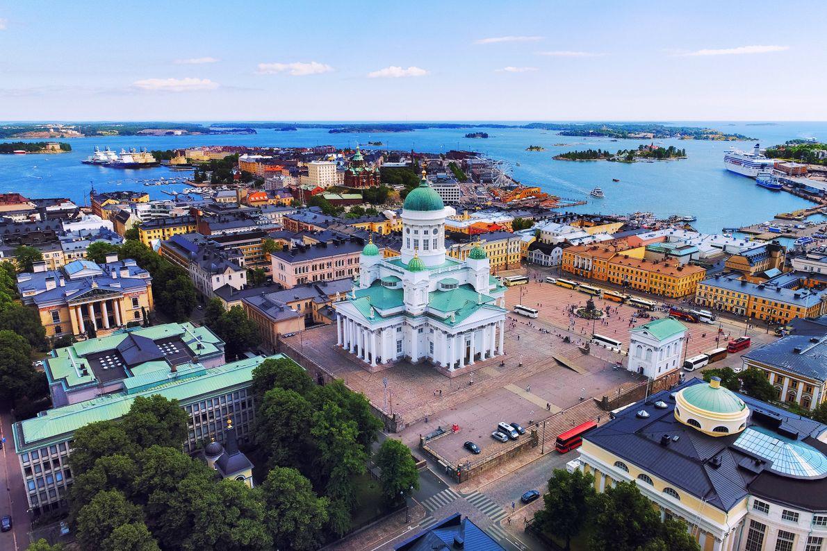 1. Finlândia