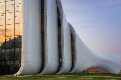 Maravilhas contemporâneas: a arquitetura desses museus é um espetáculo à parte