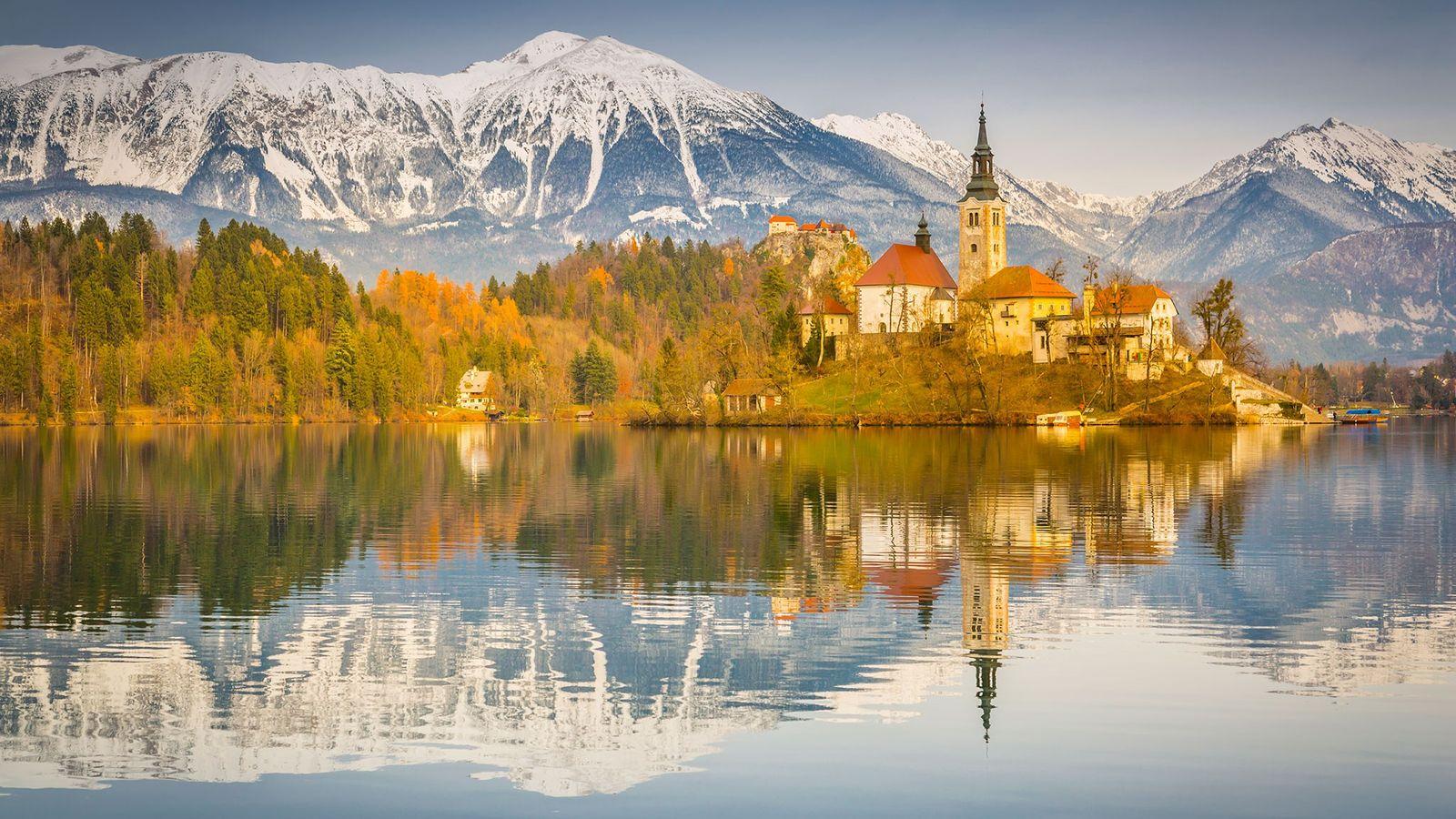 Church of the Assumption, Slovenia