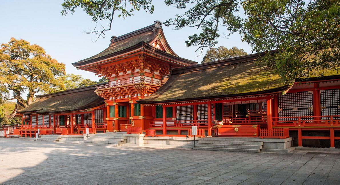 Usa Jingū, Japan