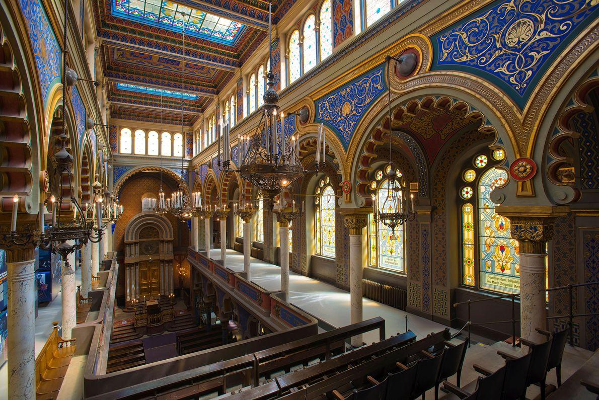 Jubilee Synagogue, Czech Republic