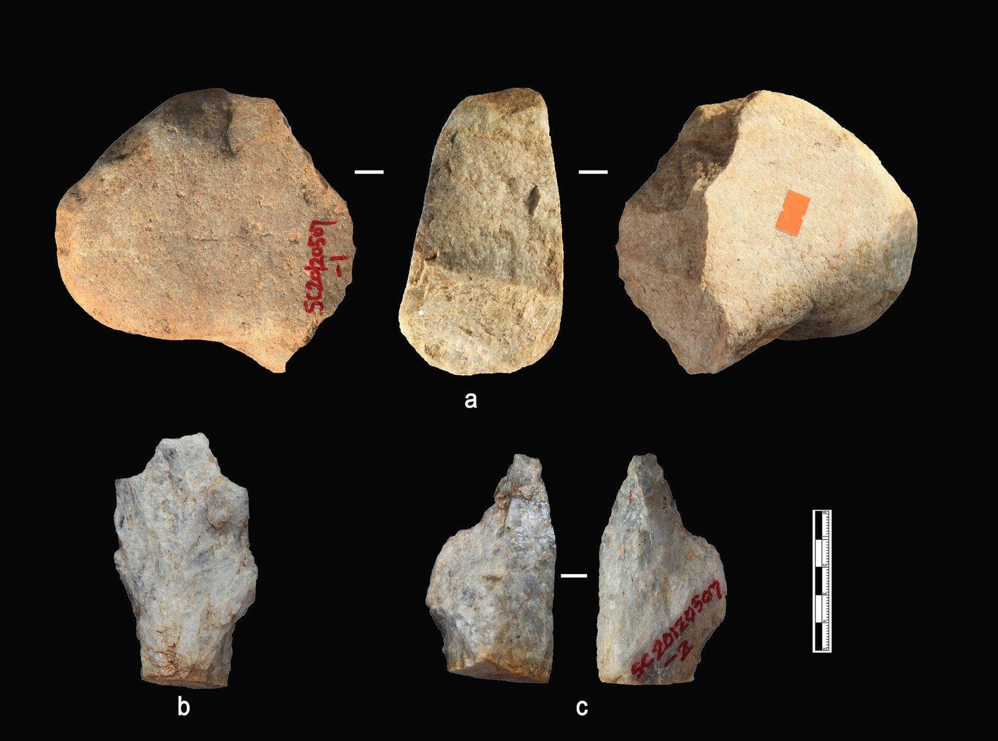 Ferramentas mais antigas encontradas fora da África reescrevem a história humana | National Geographic