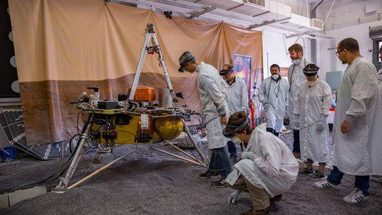 Pousar em Marte é mais difícil do que parece. Veja como a NASA se preparou