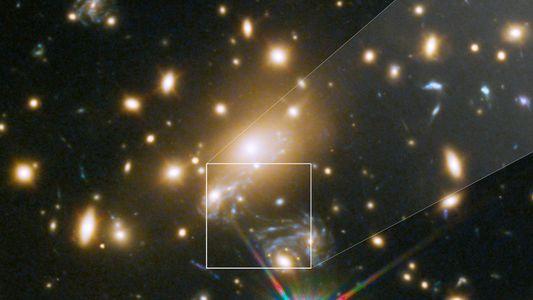 Esta é a estrela mais distante que os humanos já viram