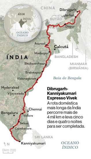 mapa-ferrovia-india-viagem-mais-longa