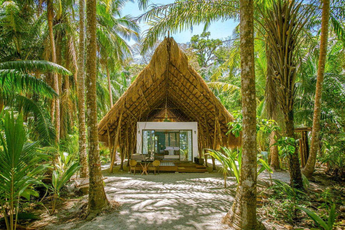 Isla Palenque, Panama