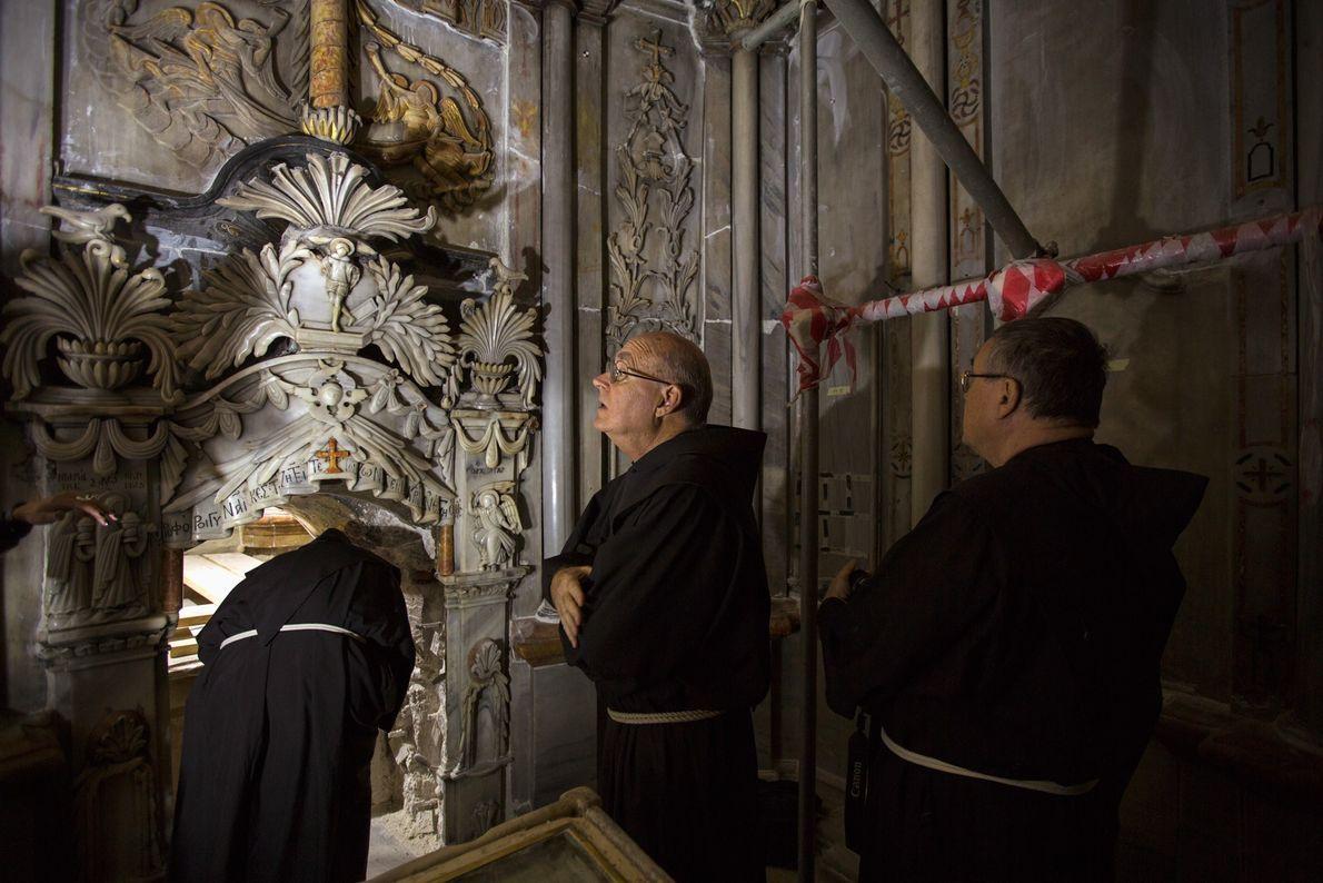 Padres Franciscanos