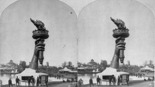 Fotos históricas revelam como a Estátua da Liberdade foi construída
