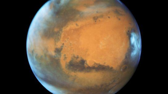 Foto de Marte