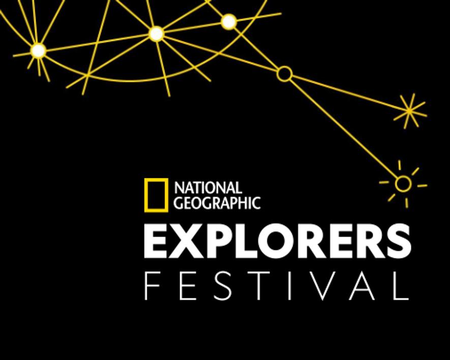 logo explorers festival