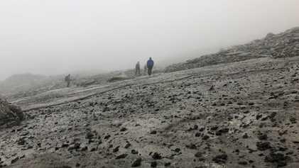 Estrada viking esquecida revelada após derretimento de gelo