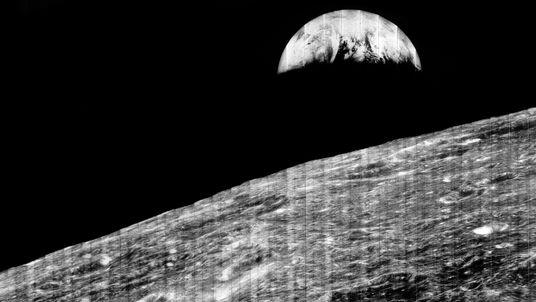 Nasa enviou câmeras fotográficas à Lua nos anos 1960 para planejar pouso histórico da Apollo