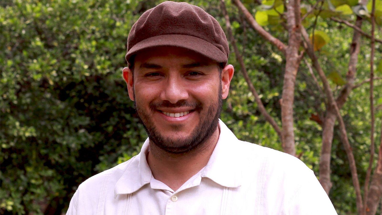 Exploradores: Manuel Sevilla