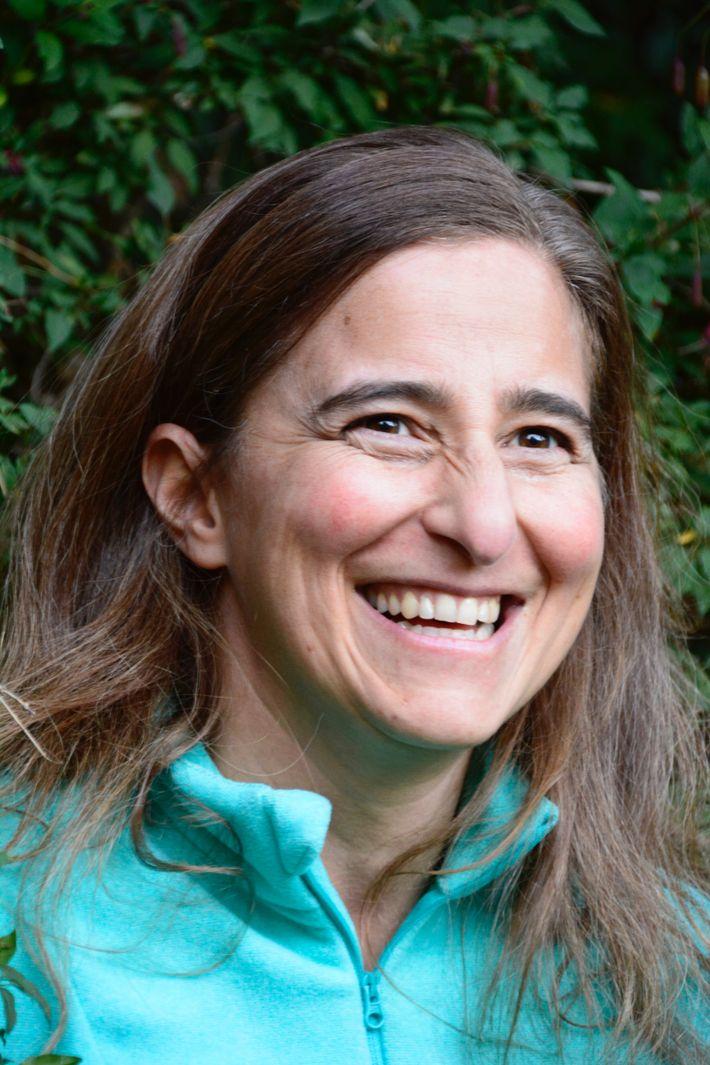 A pesquisadora argentina também é integrante do quadro permanente do Departamento de Química da Universidade Nacional ...