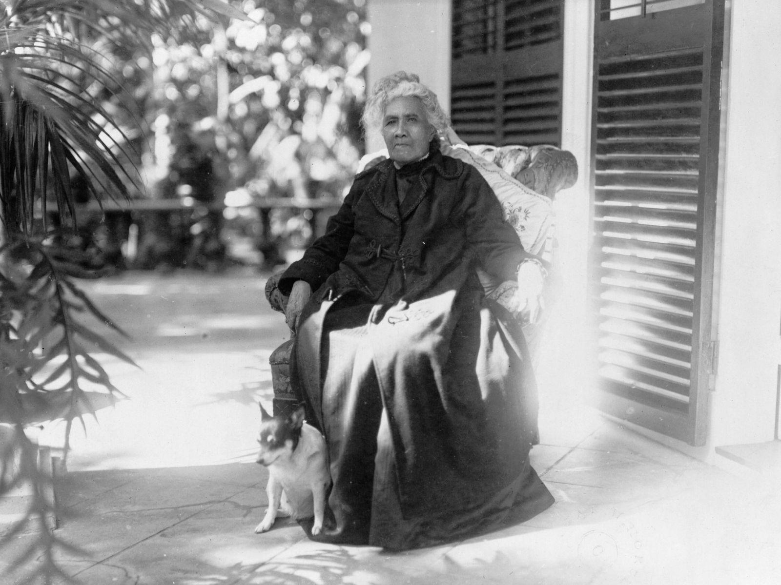 Liliuokalani, Queen of Hawaii