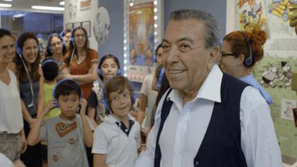 Bios: Fábio Porchat narra a vida de Mauricio de Sousa
