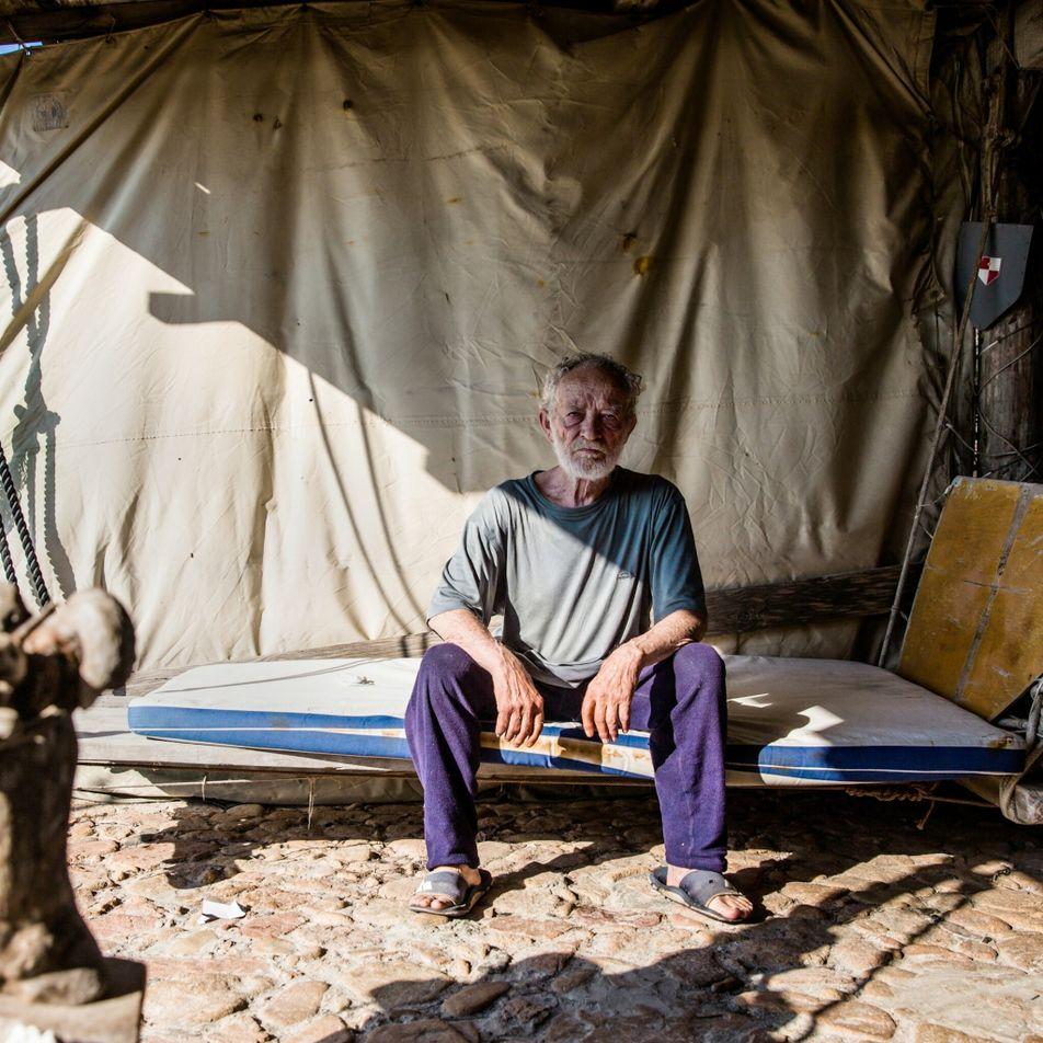 Conheça o homem que viveu sozinho em uma ilha por 32 anos