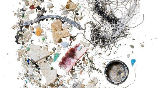 Há microplásticos em todos os cantos da Terra