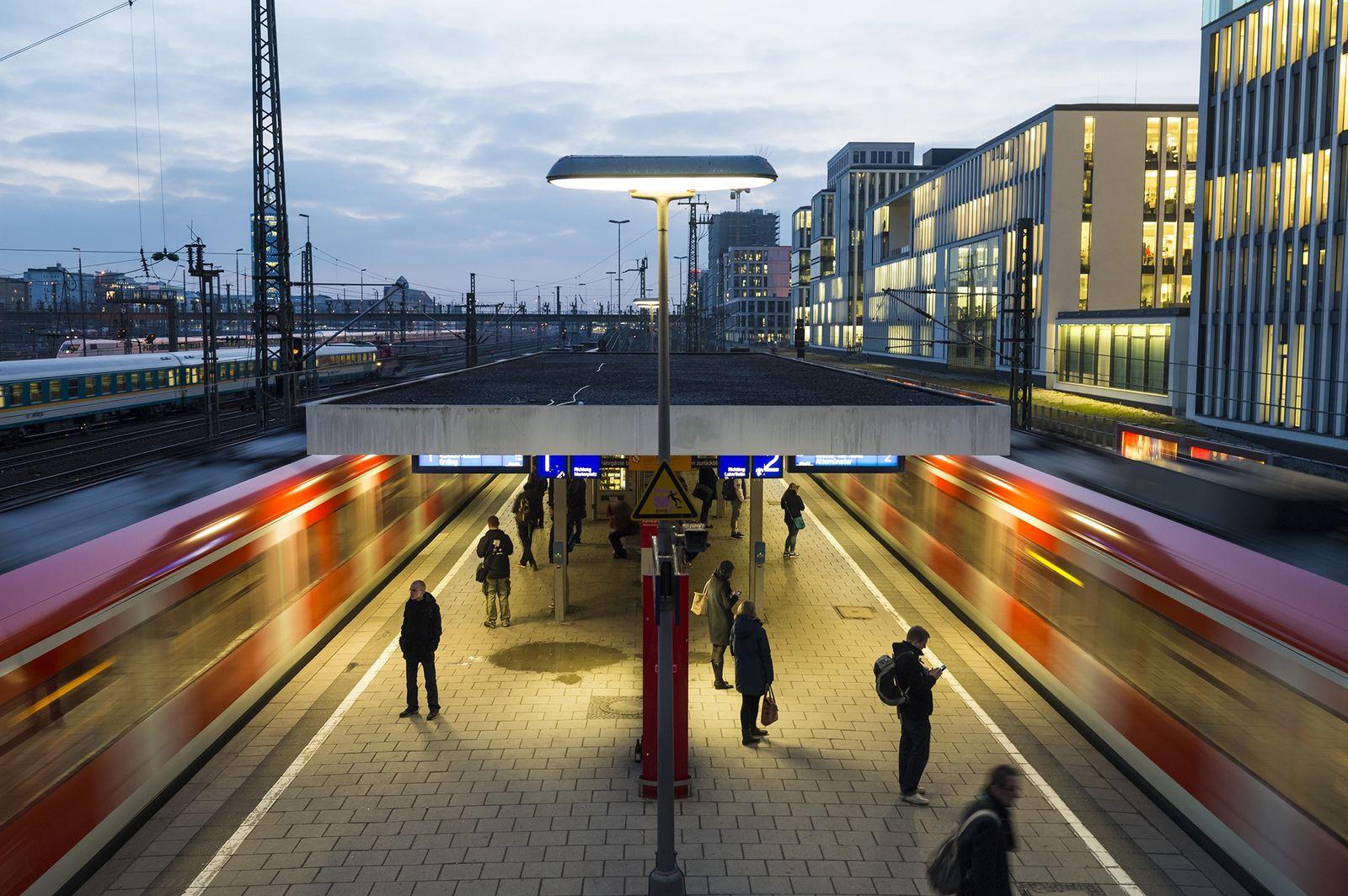 Munique, Alemanha, planeja abastecer-se inteiramente com energia renovável até 2025. O município já assinou um contrato ...