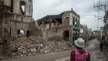 Crise humanitária no Haiti traz escassez de alimento, abrigo e saúde