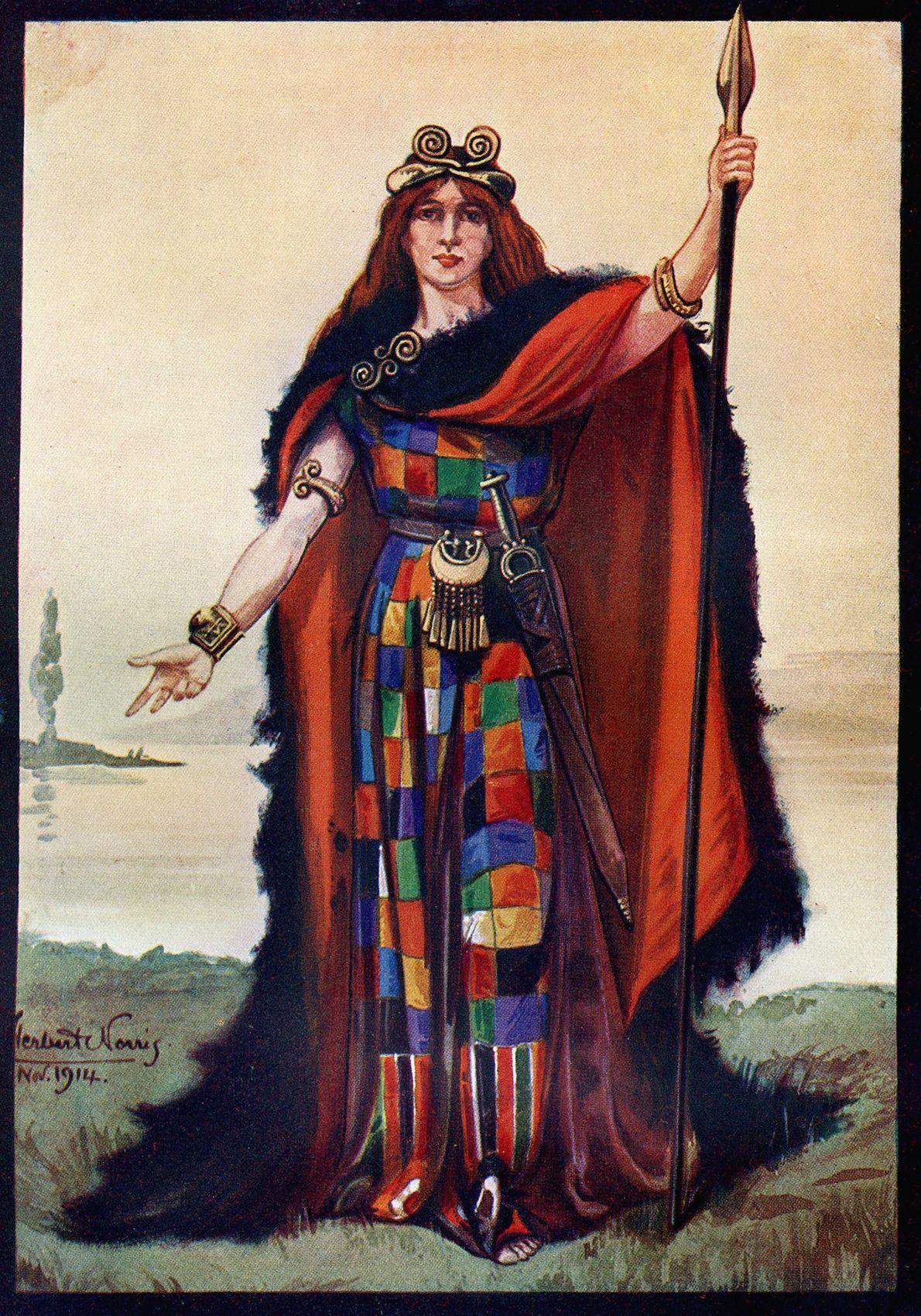 A rebelde: Boudica  Essa implacável rainha desafiou o Império Romano em uma ousada tentativa de vingar a ...