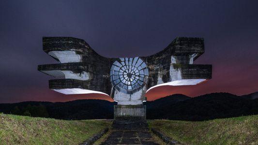 Relíquias futuristas de um país que não existe mais