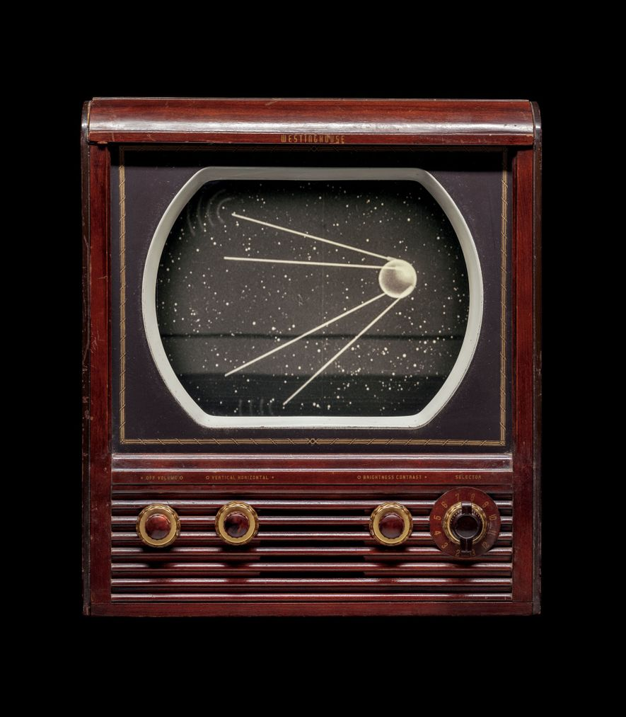 Sputnik's launch on October 4, 1957, was covered on television, a relatively new and increasingly popular …