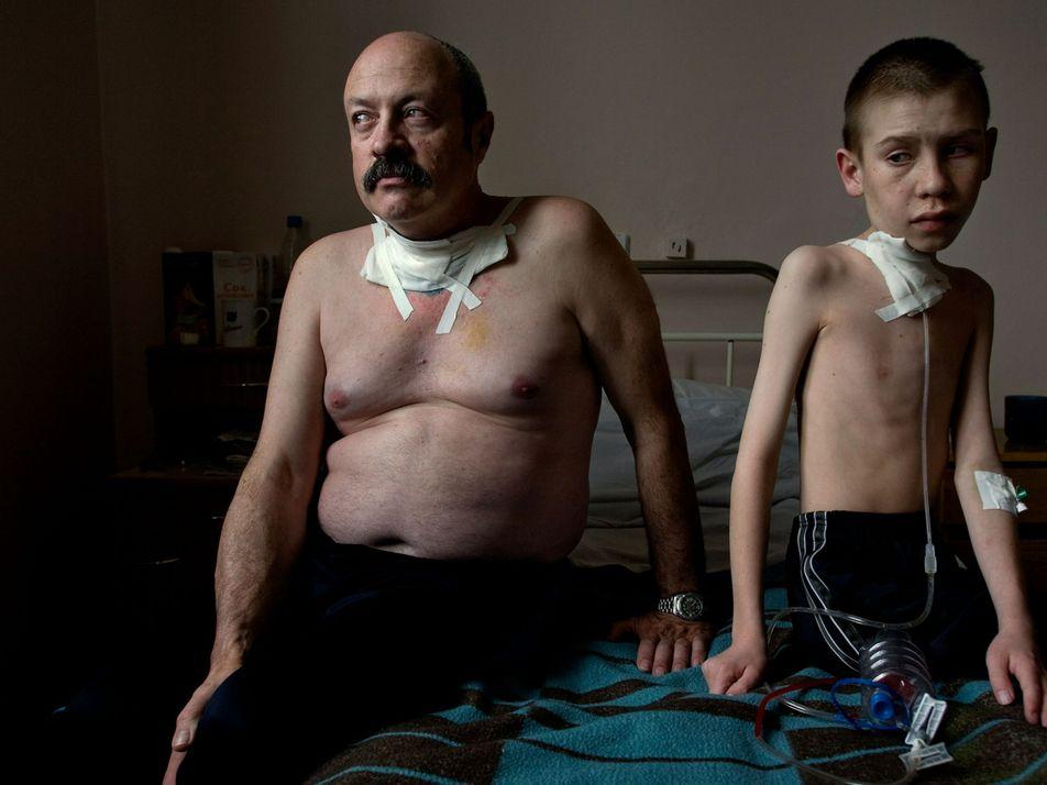 Filhos de sobreviventes de Chernobyl não apresentam excesso de mutações genéticas