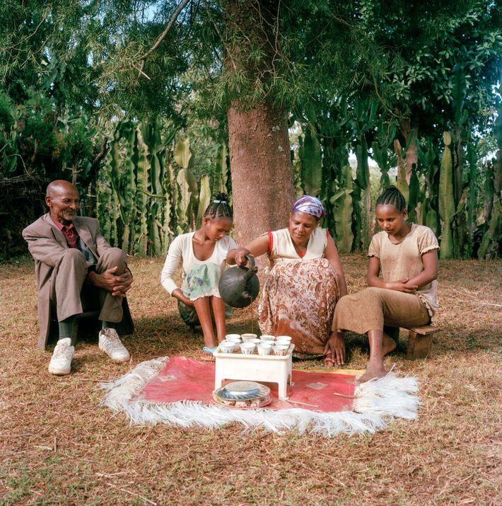 Saberes na Etiópia
