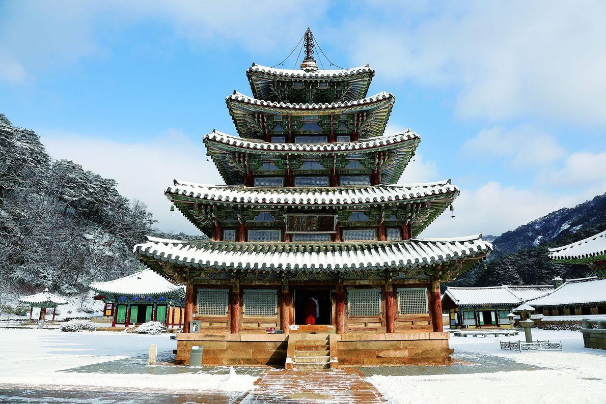 Monastérios budistas de Sansa