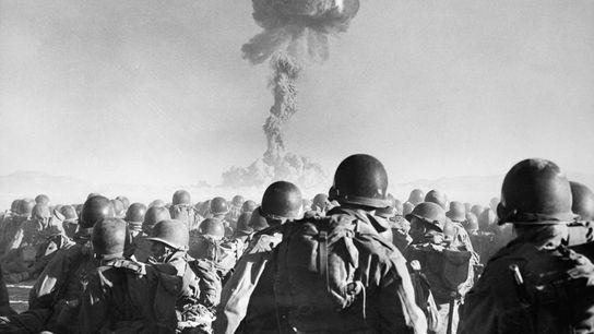 Nos 75 anos desde o primeiro teste bem-sucedido de uma bomba de plutônio, as armas nucleares ...