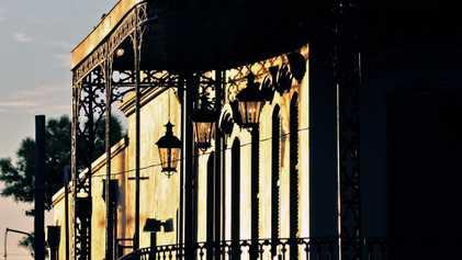 Arquitetura histórica e singular de Nova Orleans é perfeita para os tempos de pandemia
