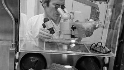 O plano dos cientistas para proteger a Terra de micróbios extraterrestres