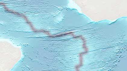 "Detectado excêntrico terremoto ""bumerangue"" sob o Oceano Atlântico"