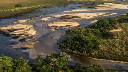 Perfuração exploratória de gás e petróleo tem início na região do Okavango, na Namíbia