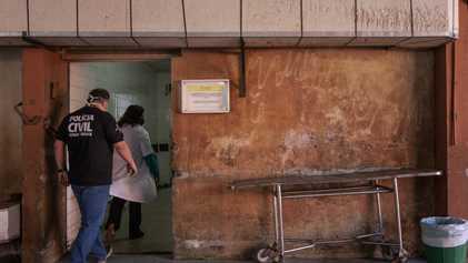 IML ainda trabalha no reconhecimento de vítimas da barragem de Brumadinho