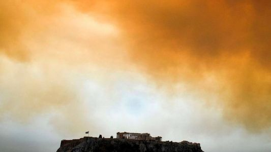 Os incêndios históricos da Europa têm sido causados pelas mudanças climáticas?