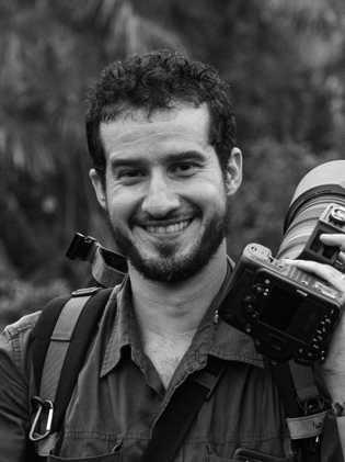 Com colegas e artistas, o biólogo Pedro Peloso coordena o projeto DoTS, que estuda, documentae divulgapara ...