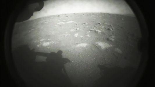 Sucesso! Jipe-robô da Nasa acabou de aterrissar em Marte
