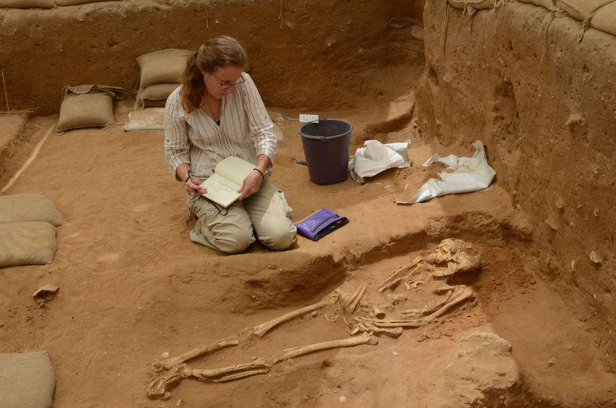 Origem dos filisteus pode ser finalmente revelada por DNA antigo