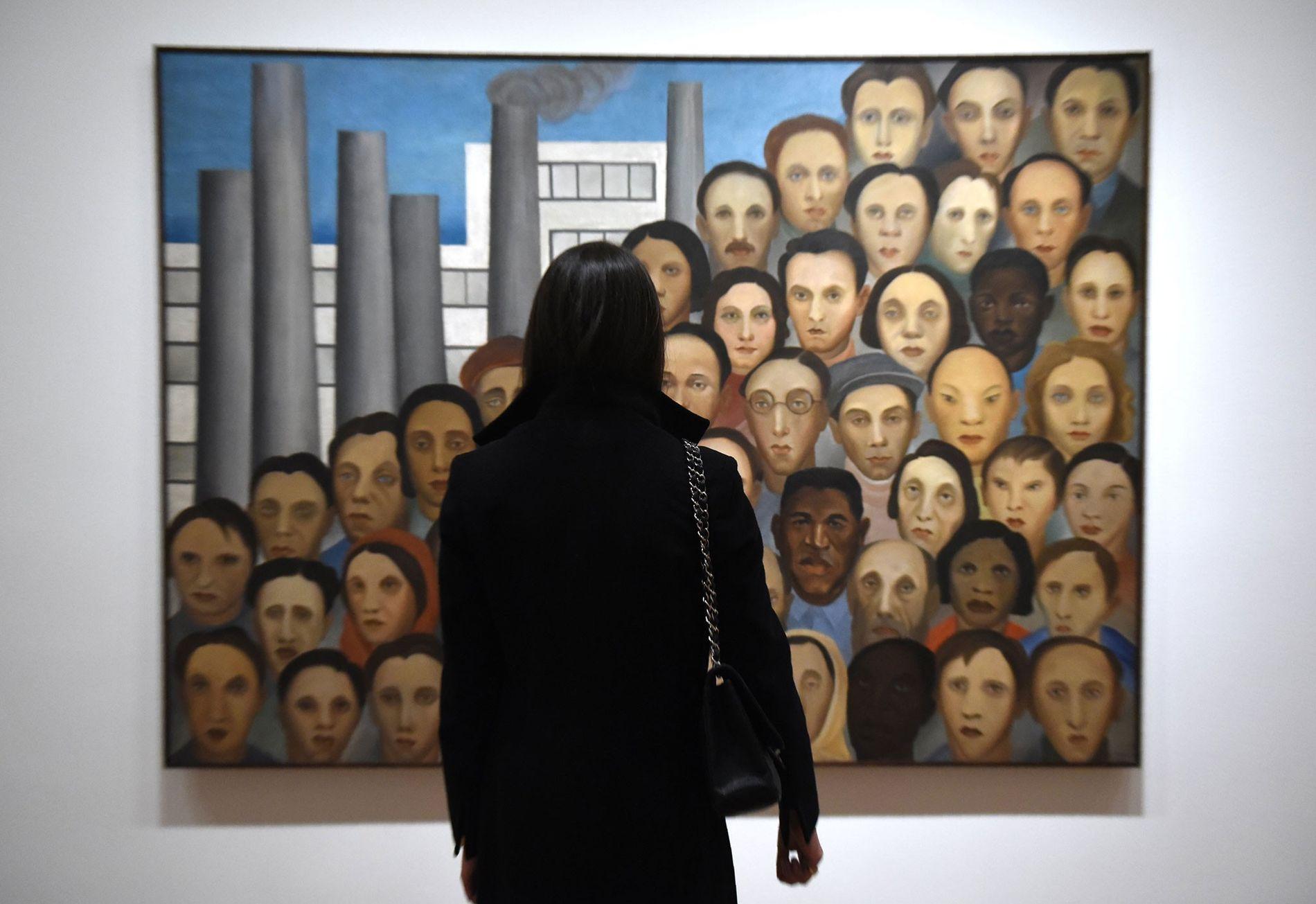"""""""Inventando Arte Moderna no Brasil"""", de Tarsila do Amaral, no Museu de Arte Moderna de Nova ..."""