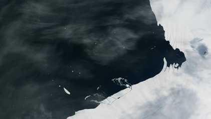 Gelo da Antártida pode ultrapassar temido limiar em 40 anos