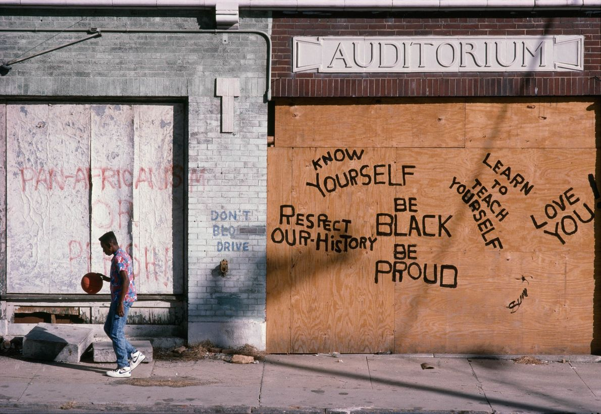 Inspirational Graffiti